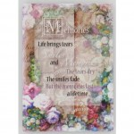 Give Love Always Plaque - Memories (1 Pc) GLA007