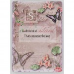 Give Love Always Plaque - Sister (1 Pc) GLA009