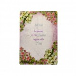 Give Love Always Plaque - Mum (1 Pc) GLA016