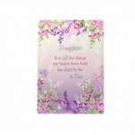 Give Love Always Plaque - Daughter (1 Pc) GLA018