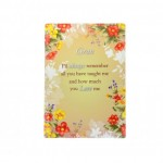 Give Love Always Plaque - Gran (1 Pc) GLA020