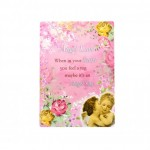 Give Love Always Plaque - Angel Love (1 Pc) GLA022