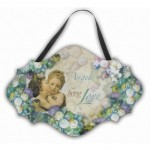 Heavenly Home - Angels Bring Love (1 Pc) HHAN01