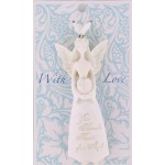 LHA White Angel - You Have The Heart of An Angel (6 Pcs)