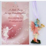 Forever Fairies - Grandaughter (6 Pcs) FFF001