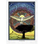 Celtic Spirit Rising Greeting Card