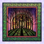 Winter Solstice Greeting Card