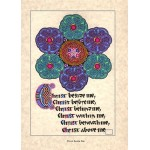 Christ Beside Me Greeting Card