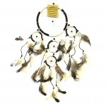 Dream Catcher Black & White 11.5cm