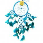 Dream Catcher Turquoise 16cm