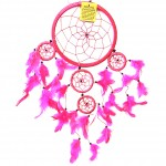 Dream Catcher Pink 16cm