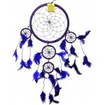 Dream Catcher Purple 22cm