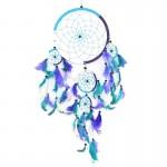 Dream Catcher Blue wh pur 22cm + 4 sm
