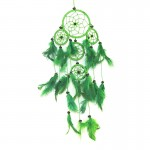 Dream Catcher Plain Green 1404- 8cm