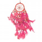 Dream Catcher Plain Red 1402- 8cm