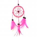 Dream Catcher Pink 6cm