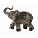 Elephant with Glitter Stones 6334-1
