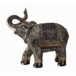 Elephant with Glitter Stones 6338-1 Pcs