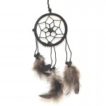 Dream Catcher Black 6cm