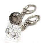 Crystal Ball Key Ring
