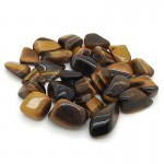 Tigers Eye(Gold)Tumbled Stone 20-30mm (500g)