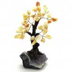 Citrine Bonsai Gem Tree