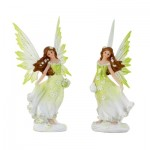 Fairy Green H 21cm 8719-2 Pc