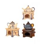 Tea Pot Oil Burner 802-1