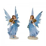 Fairy Blue H 21cm 8704-2 Pc