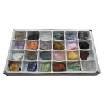 Mineral Rough Stone (Mixed Box 24 pcs)