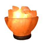 Salt Lamp Bowl 7 in