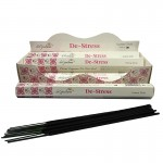 De-Stress Incense Hex (6 TBS) Di Giuliani