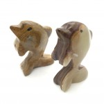 Marble Dolphin (2in)