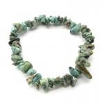 Turquoise 48mm Chip Bracelet