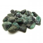 Emerald Tumbled Stone 20-30mm (250g)