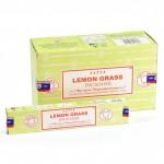 Lemongrass Incense 15g Satya
