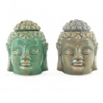 Buddha Head Oil Burner 25215-1 Pc