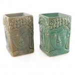 Buddha Head Oil Burner 25315-1 Pc