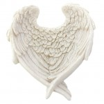 Angel Wing Dish 61835-12 Pcs