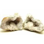 Geodes White Quartz Size 7