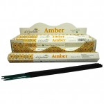 Amber Incense Hex (6 TBS) Di Giuliani