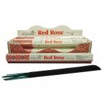 Red Rose Incense Hex (6 TBS) Di Giuliani
