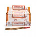 Ganesh Flora Incense (12pk) Stamford Masala