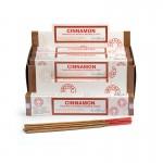 Cinnamon Incense (12pk) Stamford Masala