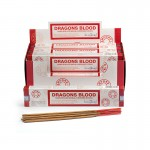 Dragons Blood Incense (12pk) Stamford Masala