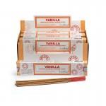 Vanilla Incense (12pk) Stamford Masala