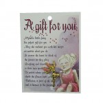 Forever Fairies Pin - A Gift For You (6 Pcs) FFP020
