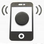 Shungite Mobile Phone Protector (Round)
