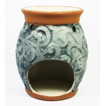 Grecian Swirl Burner 048-1 pc