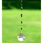 Oct 50mm Crystal Beads (27B)